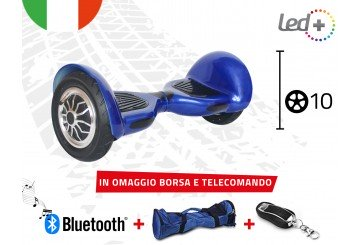 Hoverboard Blue 10