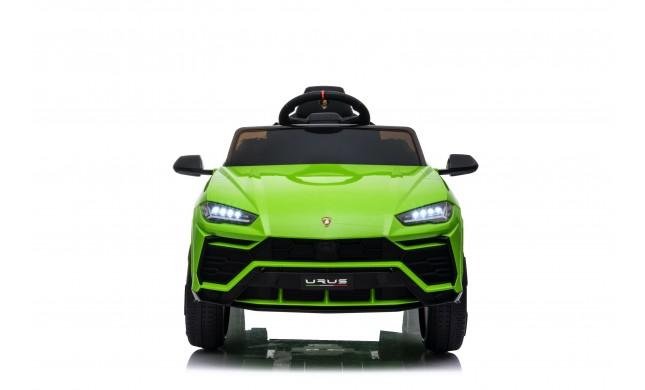 Auto Macchina Elettrica per Bambini 12V Lamborghini URUS Verde con Telecomando Porte apribili Led e suoni Mp3